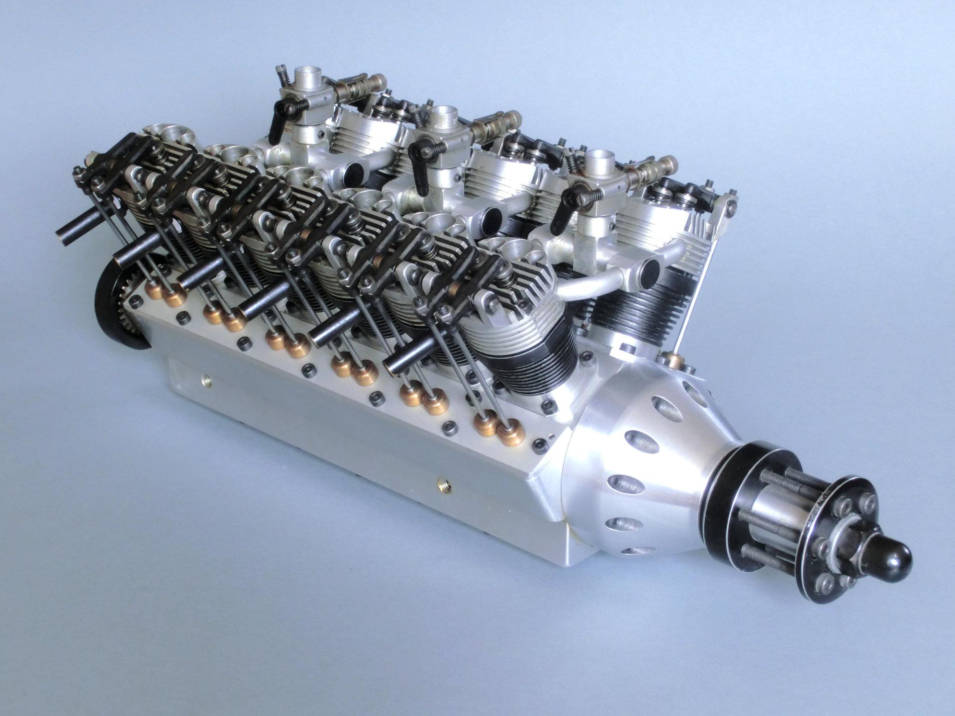 Zylinder Motor