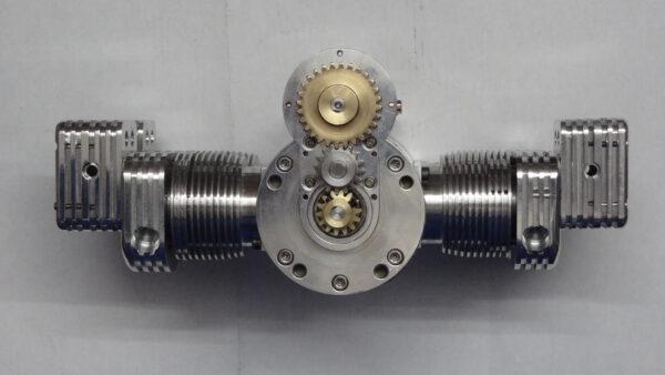 4 Zylinder Boxermotor